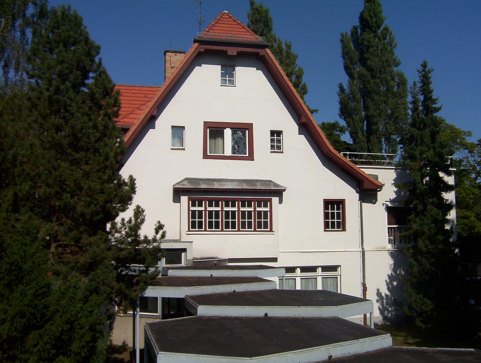 Villa Nahe Gatow